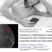 """שוב נמצא קשר בין הסלולרי לסרטן - עו""""ד דפנה טחובר תובעת תשובה מ- FCC מדוע לא משנים תקנים"""